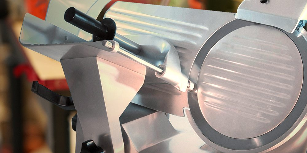Picture of a good chefquip meat slicer for sale